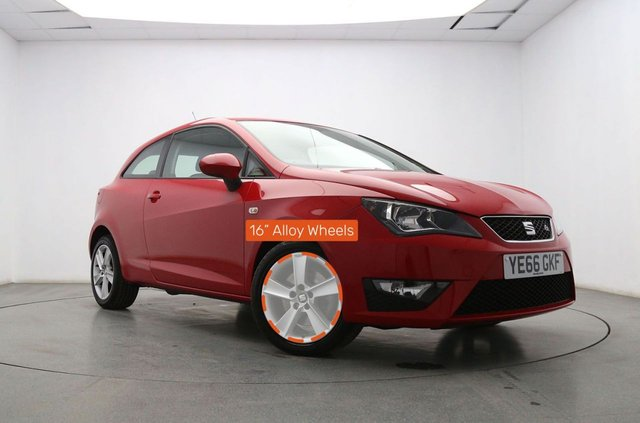 SEAT IBIZA at Georgesons