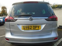 USED 2012 62 VAUXHALL ZAFIRA TOURER 1.4 SE 5d 138 BHP GUARANTEED TO BEAT ANY 'WE BUY ANY CAR' VALUATION ON YOUR PART EXCHANGE