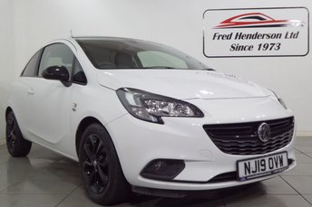 2019 VAUXHALL CORSA 1.4 GRIFFIN 3d 74 BHP £8995.00