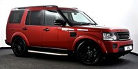 USED 2014 14 LAND ROVER DISCOVERY 4 3.0 SD V6 GS 5dr Auto [8] Black Pack, F/S/H, Immaculate