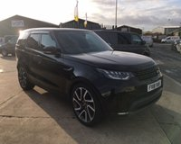 2018 LAND ROVER DISCOVERY 3.0 COMMERCIAL TD6 HSE 255 BHP HI Spec Vehicle with all the extras Navigation Towbar  Heated seats and more  £43995.00