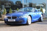 2007 BMW Z4 2.0 Z4 SPORT ROADSTER 2d 148 BHP £5186.00
