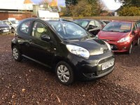 USED 2010 60 CITROEN C1 1.0 VTR PLUS 5d 68 BHP EXTREMELY LOW MILES LOW ROAD TAX,LOW INSURANCE,