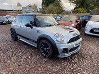 USED 2008 58 MINI HATCH COOPER 1.6 COOPER S 3d 172 BHP FULL JOHN COOPER WORKS KIT WITH MANY EXTRAS STUNNING EXAMPLE