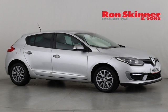 View our 2014 14 RENAULT MEGANE 1.6 KNIGHT EDITION VVT 5d 110 BHP