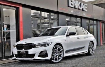 2019 BMW 3 SERIES 2.0 320D XDRIVE M SPORT 4d 188 BHP £38995.00
