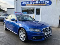 "USED 2010 10 AUDI A4 2.0 TFSI S LINE SPECIAL EDITION 4d 208 BHP Special Edition, Dab Radio, 19"" Wheels, 66513 Miles!"