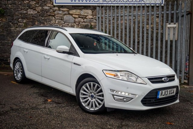 USED 2013 13 FORD MONDEO 1.6 ZETEC BUSINESS EDITION TDCI 5d 114 BHP