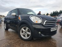 USED 2013 63 MINI PACEMAN 1.6 COOPER D ALL4 3d 112 BHP 2KEYS+PARK+ELECS+HISTORY+AUX+AIRCON+MEDIA+CLEAN CAR+4X4+ALLOYS+