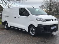 USED 2018 67 CITROEN DISPATCH 1.6 XL 1200 ENTERPRISE BLUEHDI 94 BHP