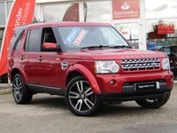 2013 LAND ROVER DISCOVERY 3.0 4 SDV6 HSE 5d 255 BHP £18495.00