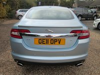 USED 2011 11 JAGUAR XF 3.0 V6 S PREMIUM LUXURY 4d 275 BHP