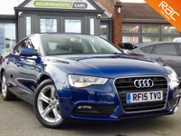 USED 2015 15 AUDI A5 2.0 TDI ULTRA SE TECHNIK 5d 134 BHP