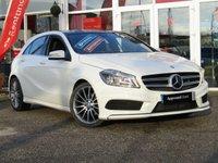 2015 MERCEDES-BENZ A-CLASS 2.1 A200 CDI AMG SPORT 5d 136 BHP £16895.00
