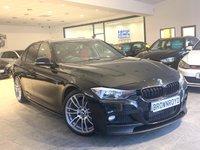 USED 2014 14 BMW 3 SERIES 2.0 325D M SPORT 4d 215 BHP BM PERFORMANCE STYLING+SAT NAV