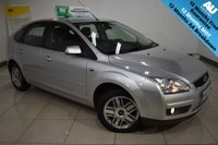 USED 2007 07 FORD FOCUS 2.0 GHIA 16V 5d 144 BHP