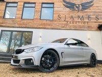 USED 2016 66 BMW 4 SERIES 3.0 440I M SPORT 2d 322 BHP