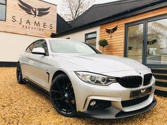 2016 BMW 4 SERIES 3.0 440I M SPORT 2d 322 BHP £23490.00
