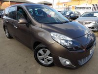 2011 RENAULT GRAND SCENIC 1.5 DYNAMIQUE TOMTOM DCI 5d 110 BHP £4790.00