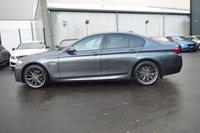 USED 2016 16 BMW 5 SERIES 3.0 535D M SPORT 4d 309 BHP