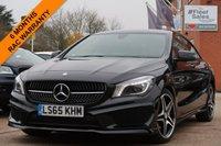 2015 MERCEDES-BENZ CLA 2.1 CLA 200 D AMG LINE 4d 134 BHP AUTO £14990.00
