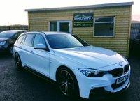 2014 BMW 3 SERIES 2.0 318D M SPORT TOURING 5d 141 BHP £12995.00