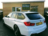 USED 2014 14 BMW 3 SERIES 2.0 318D M SPORT TOURING 5d 141 BHP **** Finance Available****