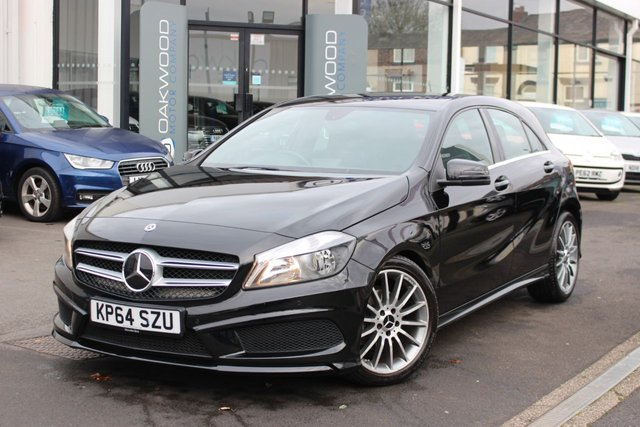 USED 2014 MERCEDES-BENZ A CLASS 1.5 A180 CDI AMG Sport 7G-DCT 5dr