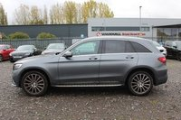 2015 MERCEDES-BENZ GLC-CLASS 2.1 GLC 250 D 4MATIC AMG LINE PREMIUM PLUS 5d 201 BHP £24000.00