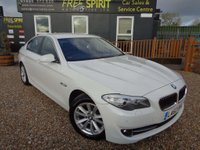 2013 BMW 5 SERIES 2.0 520d SE 4dr £10000.00