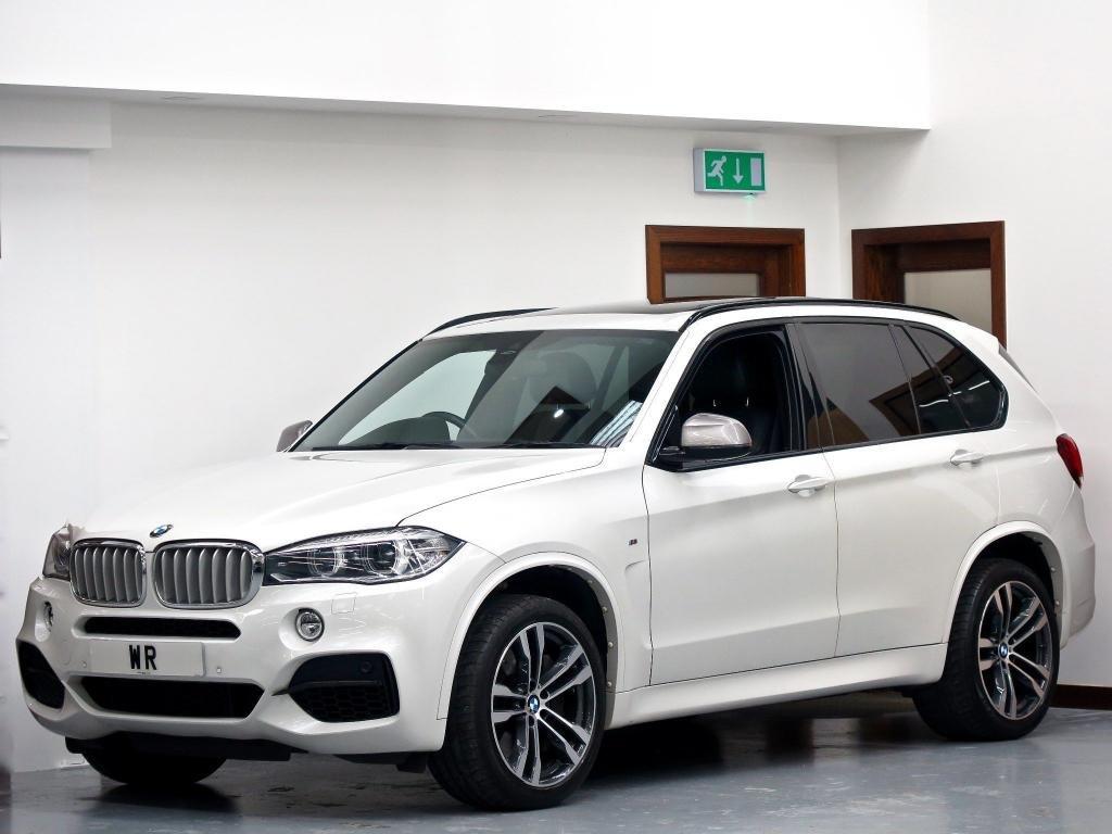 USED 2015 12 BMW X5 3.0 M50d Auto xDrive (s/s) 5dr PAN ROOF + PRO SAT NAV + R/CAM