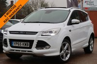 2015 FORD KUGA 2.0 TITANIUM X SPORT TDCI 5d 148 BHP £14995.00