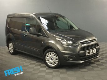 2015 FORD TRANSIT CONNECT 1.6 Trend 200 L1H1 £8000.00