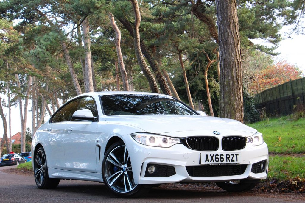 USED 2016 66 BMW 4 SERIES 430i M SPORT GRAN COUPE