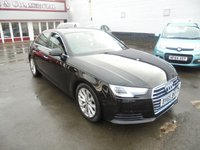 USED 2016 65 AUDI A4 2.0 TDI ULTRA SE 4d 148 BHP Retail price £11995,with £1000 minimum part exchange allowance,balance price £10995.
