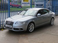 2011 AUDI A6 2.0 TDI S LINE SPECIAL EDITION 4d 168 BHP Full Leather Nav £7000.00