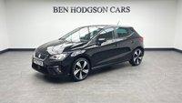 2017 SEAT IBIZA 1.0 TSI SE 5d 94 BHP £9995.00