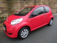 2009 CITROEN C1 1.0 VT 3d 68 BHP £2000.00
