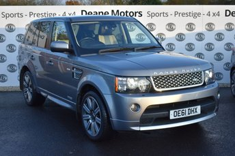 2012 LAND ROVER RANGE ROVER SPORT 3.0 SDV6 AUTOBIOGRAPHY SPORT 5d 255 BHP AMAZING CONDITION £19890.00