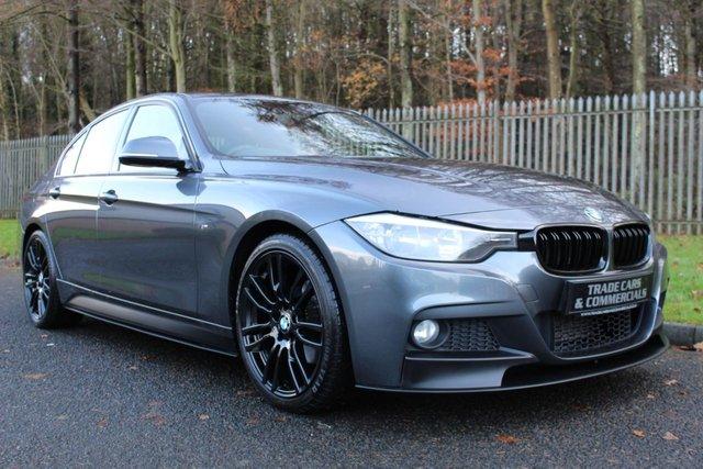 2015 15 BMW 3 SERIES 2.0 320D M SPORT 4d 181 BHP