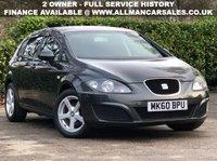 USED 2010 60 SEAT LEON 1.6 CR TDI S 5d 103 BHP MOT - SERVICE - WARRANTY - AA ROADSIDE ASSIST INCLUDED