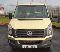 USED 2011 61 VOLKSWAGEN CRAFTER 2.0 CR35 TDI 107 BHP 3 Months National Warranty - MOT'd 1 Year for its New Owner