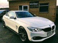 2015 BMW 4 SERIES 2.0 420D SE 2d 188 BHP £12995.00