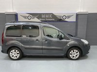 2014 CITROEN BERLINGO MULTISPACE