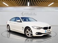 USED 2016 16 BMW 4 SERIES 2.0 420D SE GRAN COUPE 4d 188 BHP **FREE FROM ULEZ CHARGE** ***FREE FROM ULEZ CHARGE***