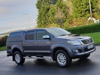 2014 TOYOTA HI-LUX 3.0 INVINCIBLE 4X4 D-4D DCB 169 BHP SOLD