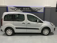2016 CITROEN BERLINGO MULTISPACE 1.6 BLUEHDI FEEL 5d 98 BHP £7995.00