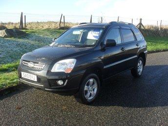 2010 KIA SPORTAGE 2WD £3450.00