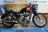 2006 TRIUMPH BONNEVILLE 865cc T 100  £3895.00