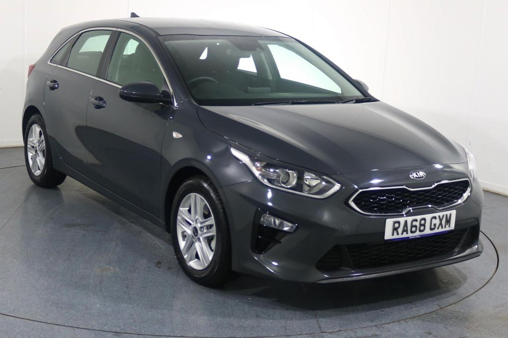 USED 2019 68 KIA CEED 1.0 2 ISG 5d 118 BHP Demo and ONE OWNER From New